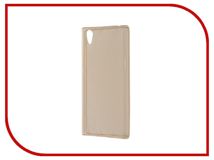 Аксессуар Чехол Lenovo P70 Zibelino Ultra Thin Case Gold ZUTC-LEN-P70-GLD