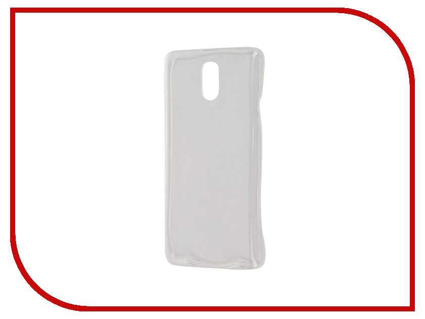 Аксессуар Чехол Lenovo P1M Zibelino Ultra Thin Case White ZUTC-LEN-P1M-WHT