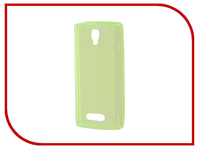 Аксессуар Чехол Lenovo A2010 Zibelino Ultra Thin Case Green ZUTC-LEN-A2010-GRN<br>
