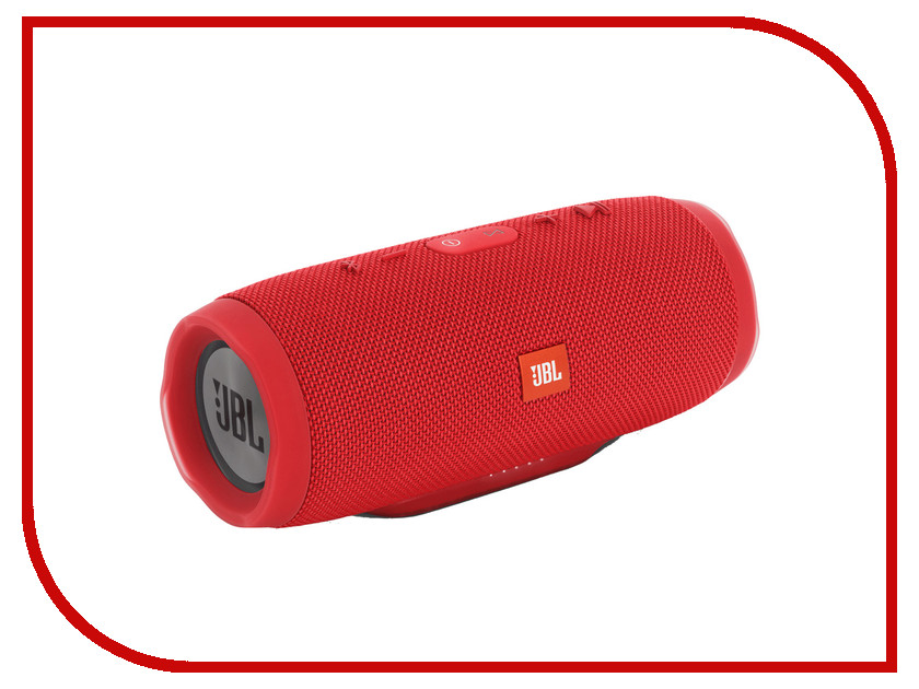 Колонка JBL Charge 3 Red bluetooth speaker jbl charge 3 portable speakers waterproof speaker sport speaker