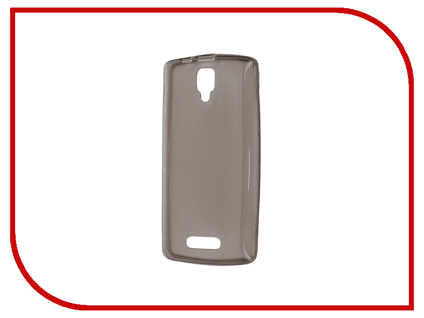 Аксессуар Чехол Lenovo A1000 Zibelino Ultra Thin Case Black ZUTC-LEN-A1000-BLK<br>
