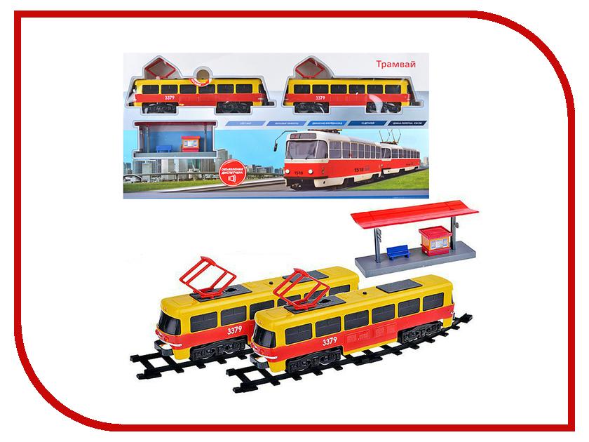 Игрушка Играем вместе Трамвай 9664T-SB<br>
