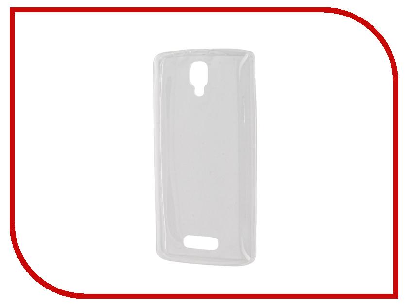 Аксессуар Чехол Lenovo A1000 Zibelino Ultra Thin Case White ZUTC-LEN-A1000-WH<br>
