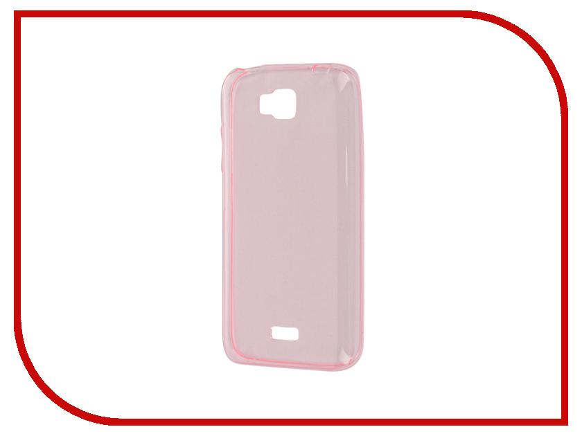Аксессуар Чехол Huawei Y5C Zibelino Ultra Thin Case Pink ZUTC-HUA-Y5C-PNK<br>
