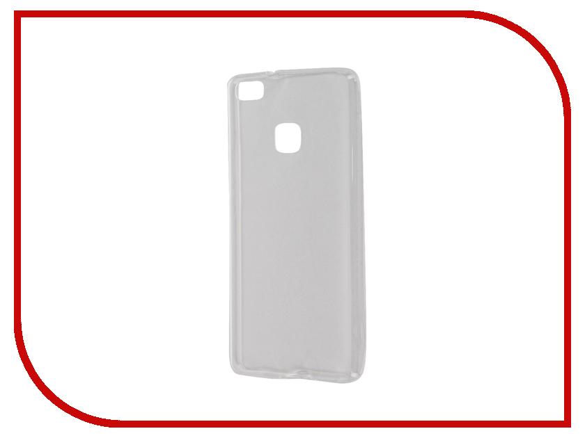 Аксессуар Чехол Huawei P9 Lite Zibelino Ultra Thin Case White ZUTC-HUA-P9l-WHT аксессуар чехол huawei p9 lite zibelino soft matte zsm hua p9 lit
