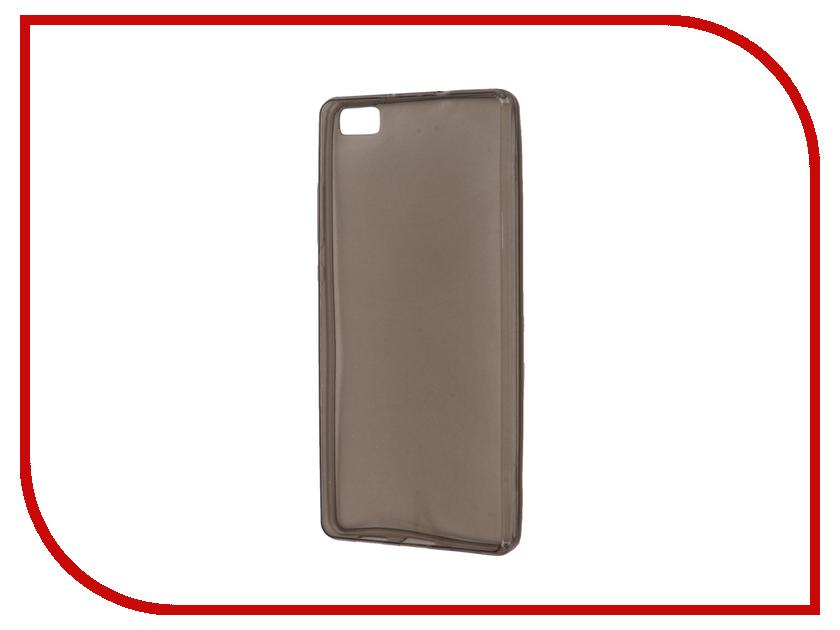 Аксессуар Чехол Huawei P8 Lite Zibelino Ultra Thin Case Black ZUTC-HUA-P8l-BLK<br>