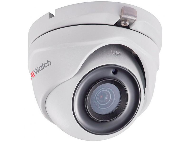 Аналоговая камера HiWatch DS-T303 2.8mm TVI стоимость