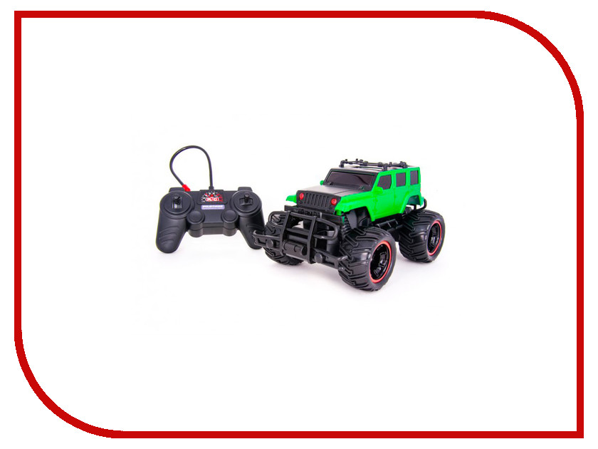 Игрушка Pilotage Off-Road Race Truck 1:20 Green RC47150 игрушка pilotage top racer 4 rc47967