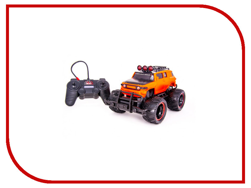 Игрушка Pilotage Off-Road Race Truck 1:20 Orange RC47151 игрушка pilotage top racer 4 rc47967
