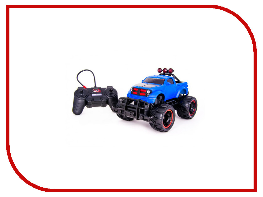 Игрушка Pilotage Off-Road Race Truck 1:20 Blue RC47152 игрушка pilotage top racer 4 rc47967