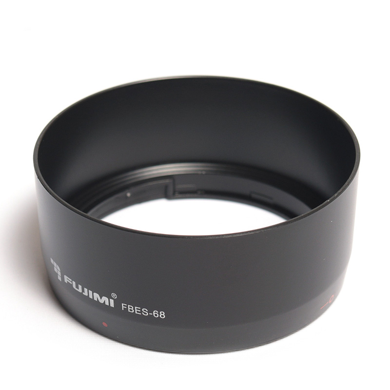 Фото - Бленда Fujimi FBES-68 для Canon EF 50 mm F/1.8 STM Lens 1334 фартук bon appetit tikva 68 75 см