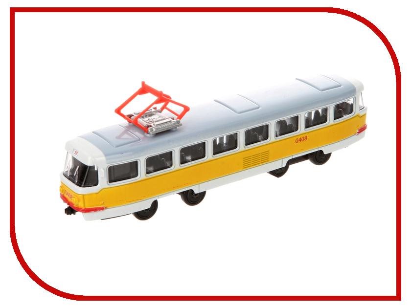 Игрушка Технопарк Трамвай X600-H09112-R