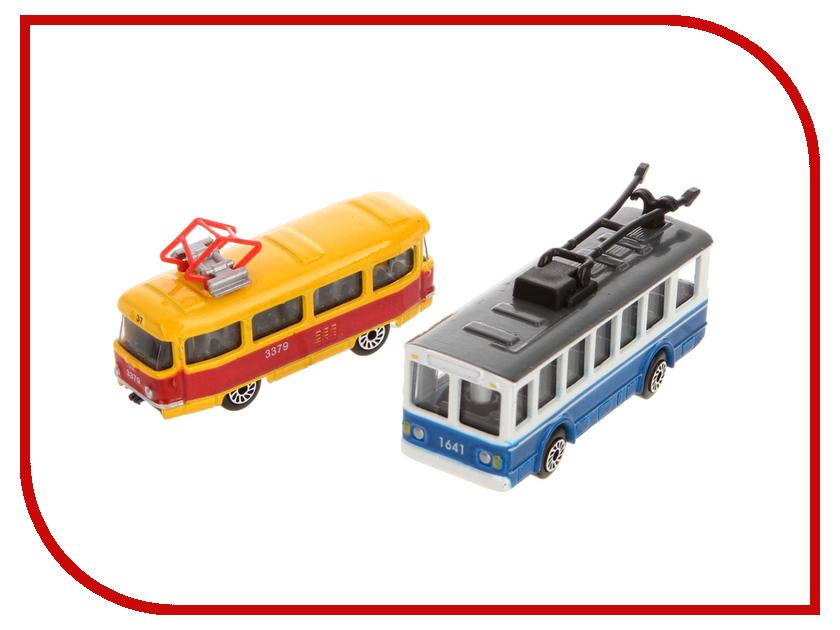 Игрушка Технопарк Городской транспорт SB-15-06-WB