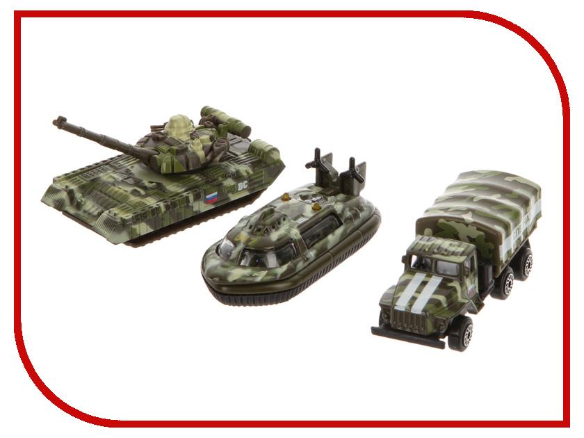 Игрушка Технопарк Военный Транспорт SB-14-12<br>