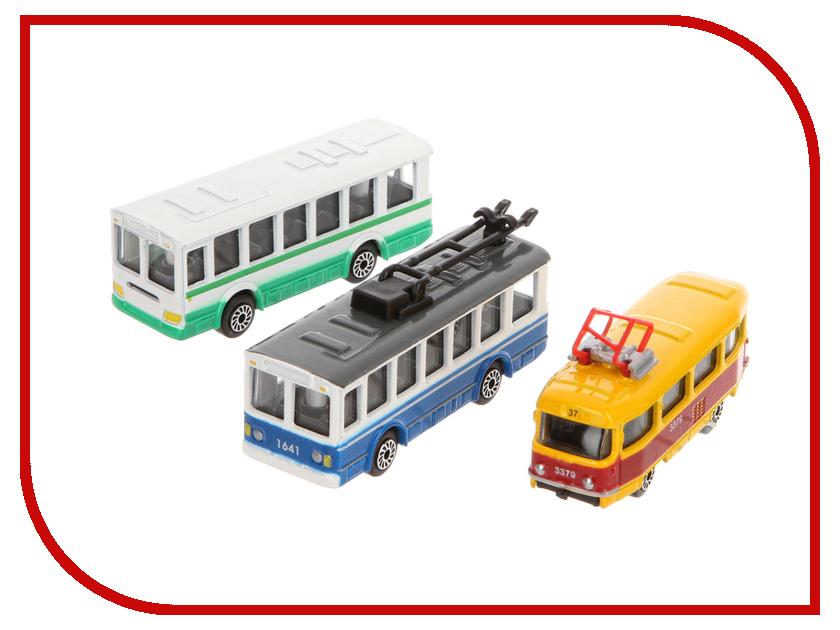 Игрушка Технопарк Городской транспорт SB-14-10<br>