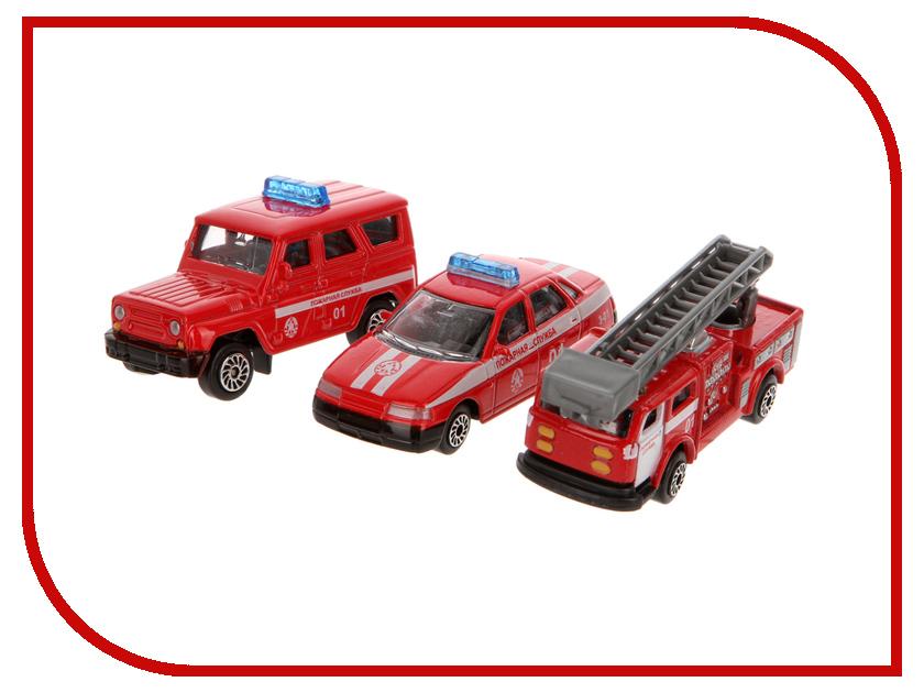 Игрушка Технопарк Пожарный транспорт SB-14-11