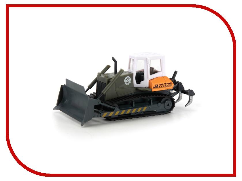 Игрушка Технопарк Бульдозер гусеничный U1401A-5<br>