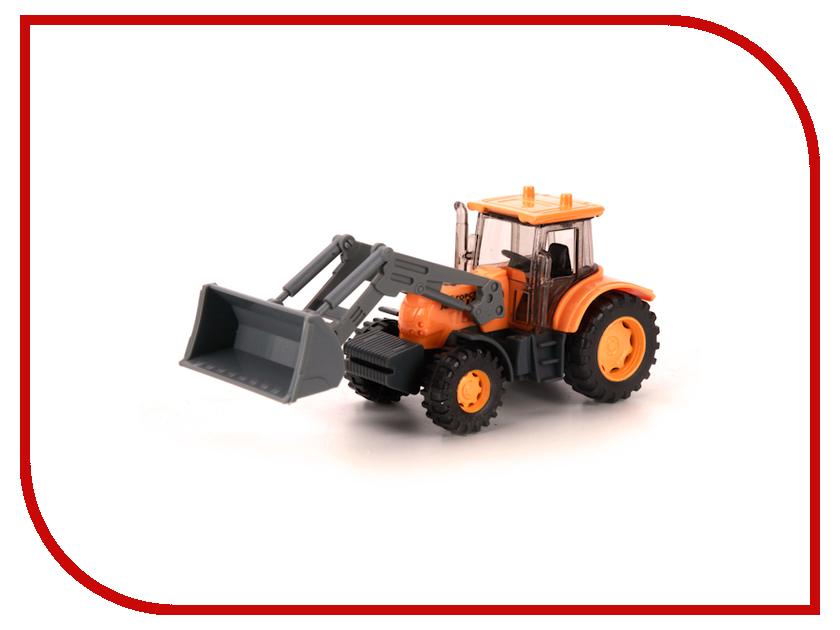 Машина Технопарк Экскаватор трактор U1401D-6