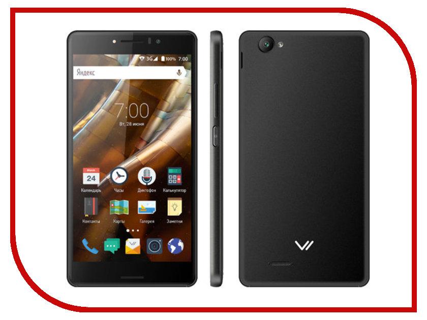 Сотовый телефон Vertex Impress XXL Black