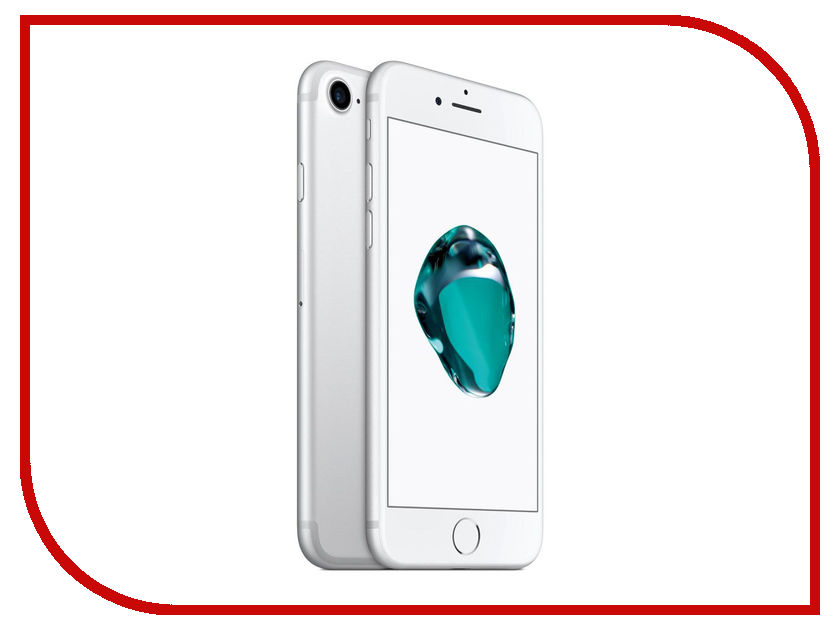 Сотовый телефон APPLE iPhone 7 - 256Gb Silver MN982RU/A<br>