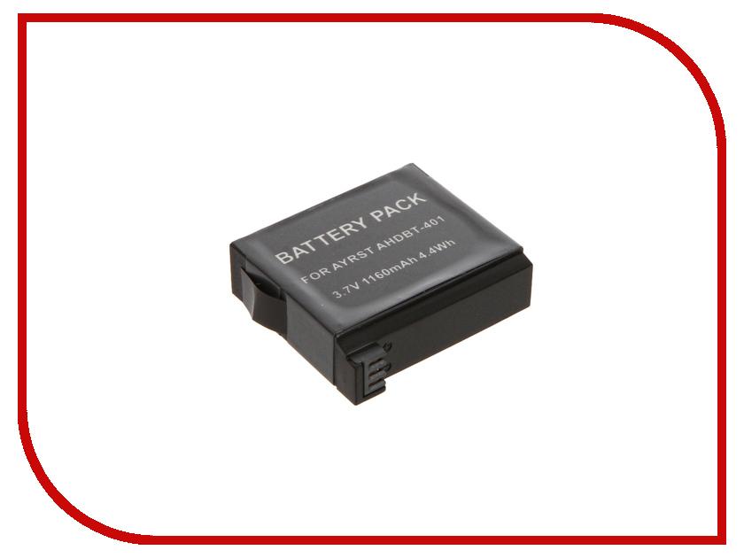 Аксессуар RedLine 1180 mAh RL249 - аккумулятор для GoPro 4