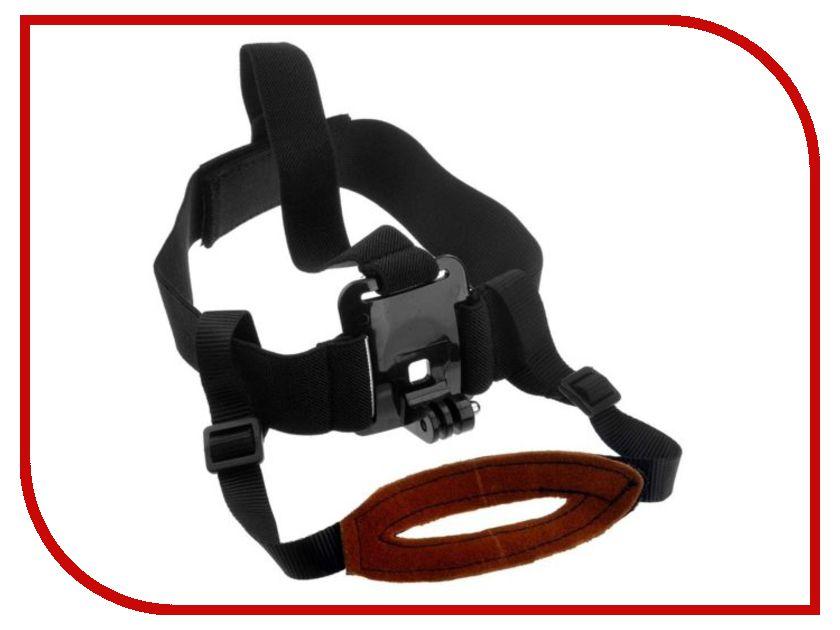 Аксессуар Крепление на голову с креплением на подбородок RedLine RL90 Black аксессуар крепление на голову digicare gpm 221