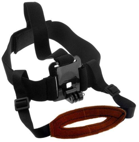 Аксессуар Крепление на голову с креплением подбородок RedLine RL90 Black