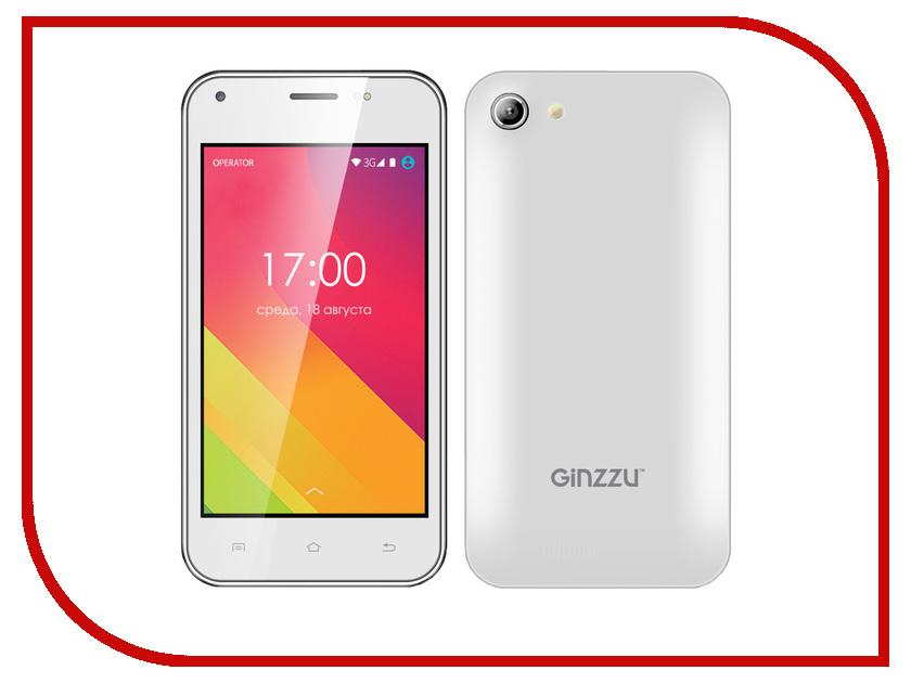 где купить Сотовый телефон Ginzzu S4020 White дешево
