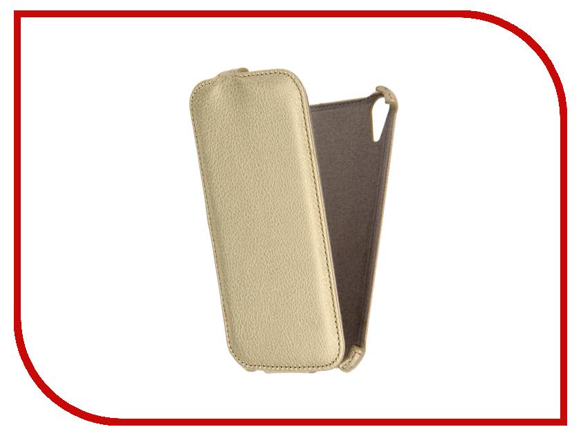 Аксессуар Чехол HTC Desire 828 Armor Gold<br>