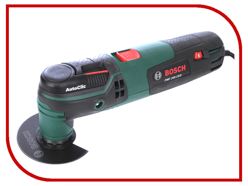 Шлифовальная машина Bosch PMF 250 CES 0603102120<br>