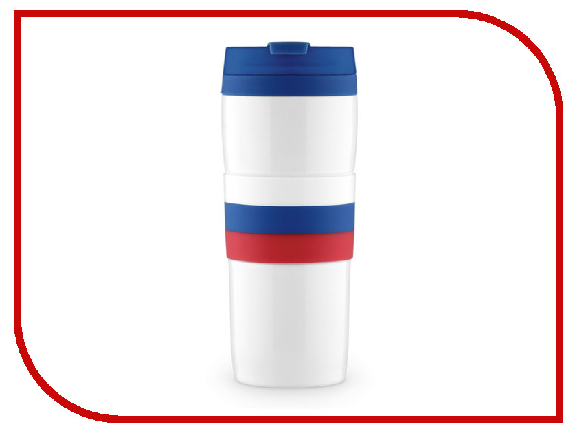 Термокружка La Playa Tricolor 380ml White 560103 / 4020716001036