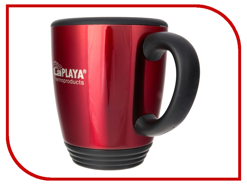 Термокружка La Playa DFD 2040 450ml Red 560090 / 4020716000909 red house 450ml