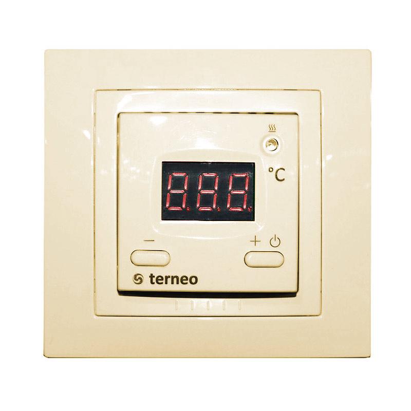 Терморегулятор Terneo ST Beige