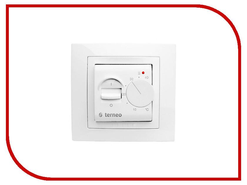 Терморегулятор Terneo MEX UNIC White стоимость