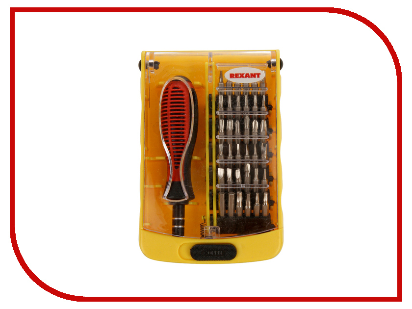 Отвертка Rexant 12-4702 нож rexant 12 4909