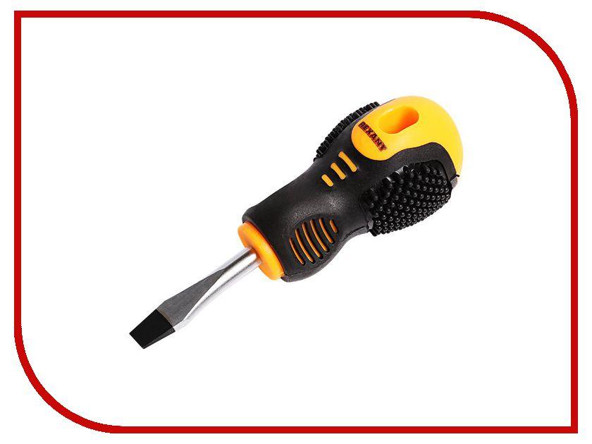 Отвертка Rexant SL6 12-4725 нож rexant 12 4909