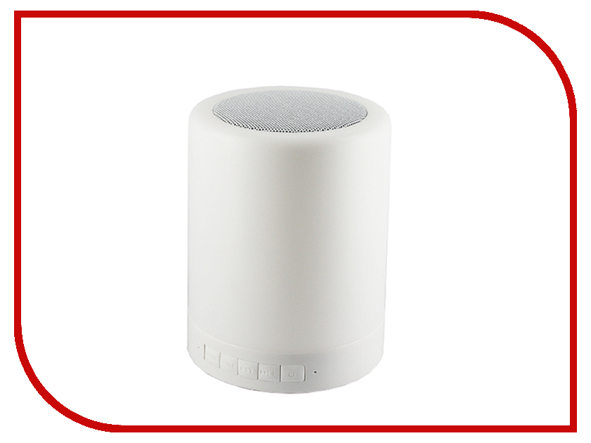 Светильник Activ Touch Sound Lamp S-66 White 60609