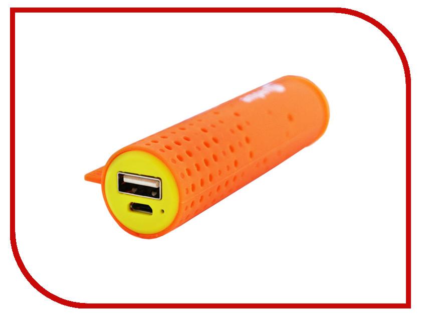 Аккумулятор Amperin AI-TUBE 3100mAh Orange