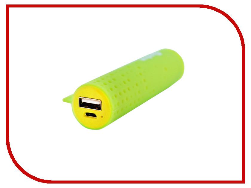 Аккумулятор Amperin AI-TUBE 3100mAh Green<br>