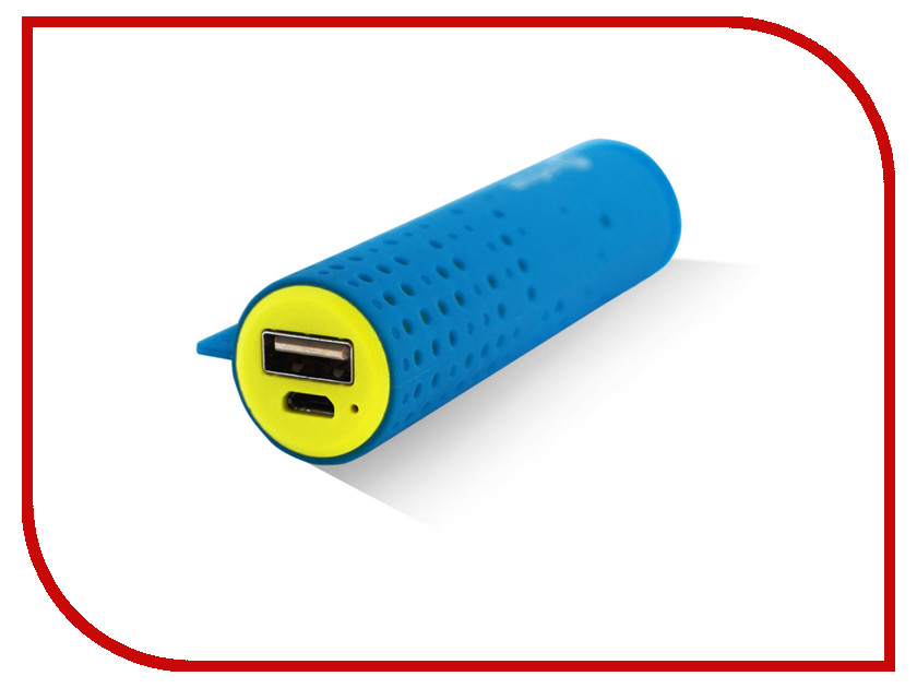 Аккумулятор Amperin AI-TUBE 3100mAh Blue<br>
