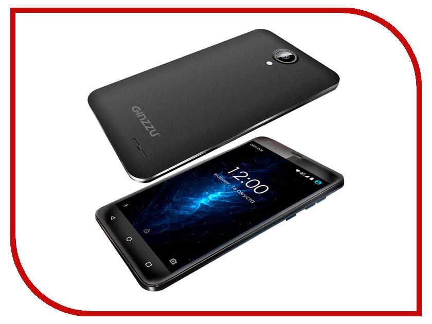 Сотовый телефон Ginzzu S5510 Black<br>