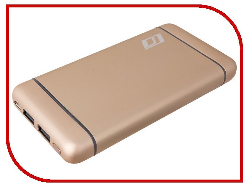 Аккумулятор DigiCare Hydra MA10 10000 mAh Gold PB-HMA10y<br>