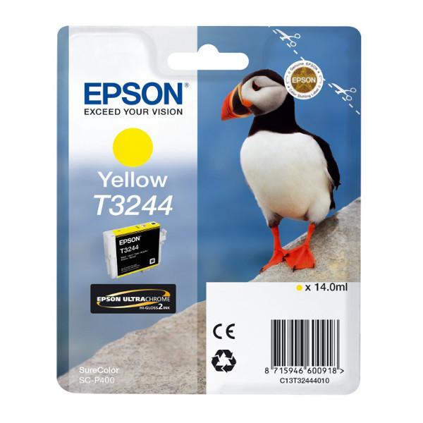 Картридж Epson C13T32444010 Yellow