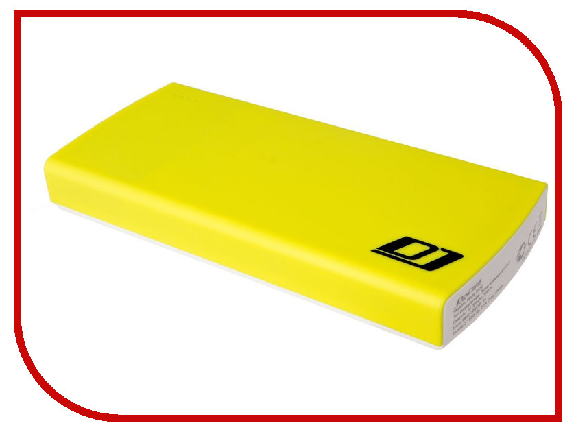 ����������� DigiCare Hydra DS10 10000 mAh Yellow PB-HDS10y