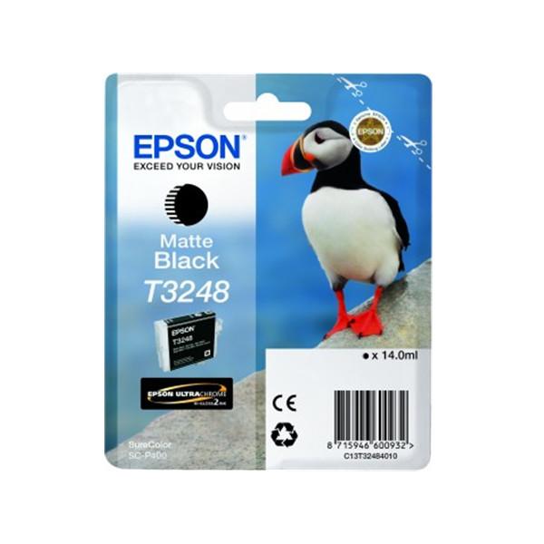Картридж Epson C13T32484010 Matte Black