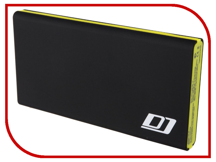 Аккумулятор DigiCare Hydra DC8 8000 mAh Black-Yellow PB-HDC8y<br>