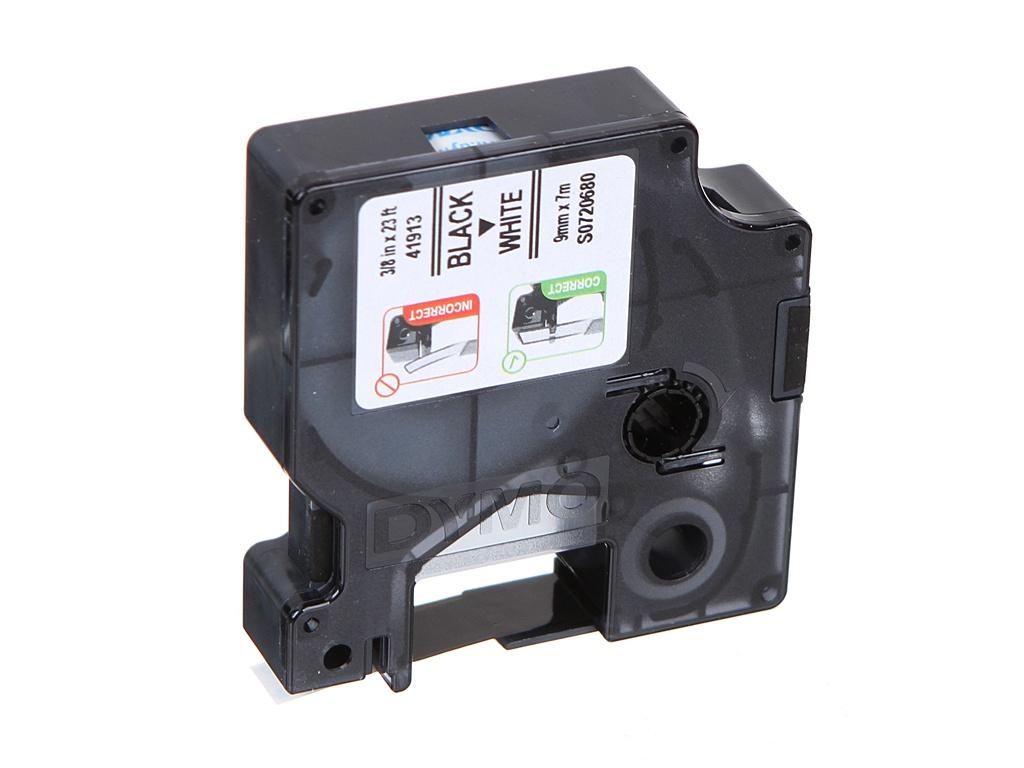 Картридж DYMO D1 9mm-7m для принтеров этикеток S0720680