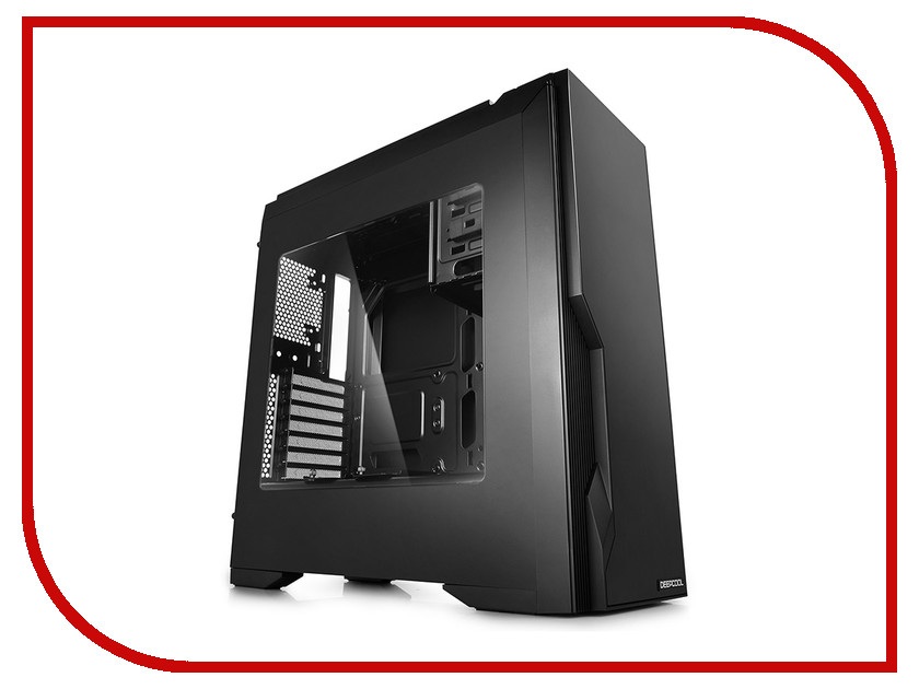 Корпус DeepCool Dukase V2 Black