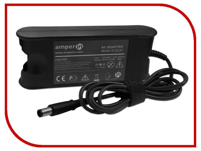 ���� ������� Amperin AI-DL90 ��� Dell 19.5V 4.62A 7.4x5.0mm 90W