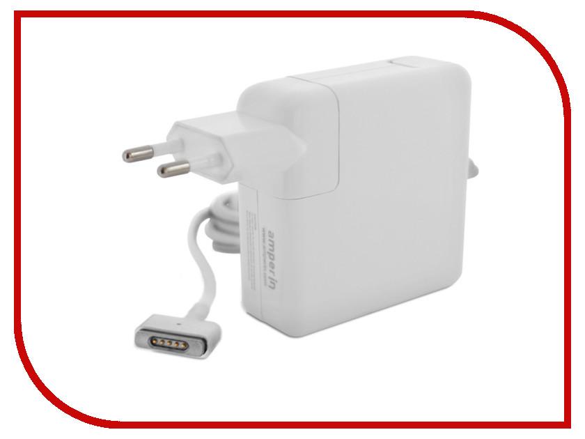 все цены на Аксессуар Блок питания Amperin AI-AP285 для APPLE 20V 4.25A MagSafe 2 85W онлайн